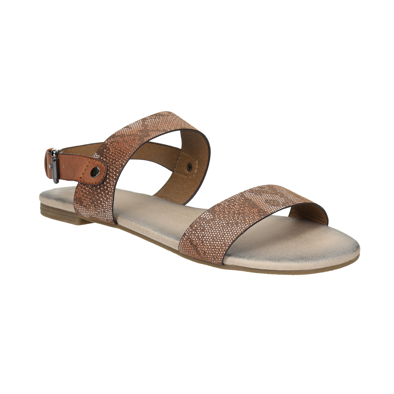 Dámské sandály se vzorem