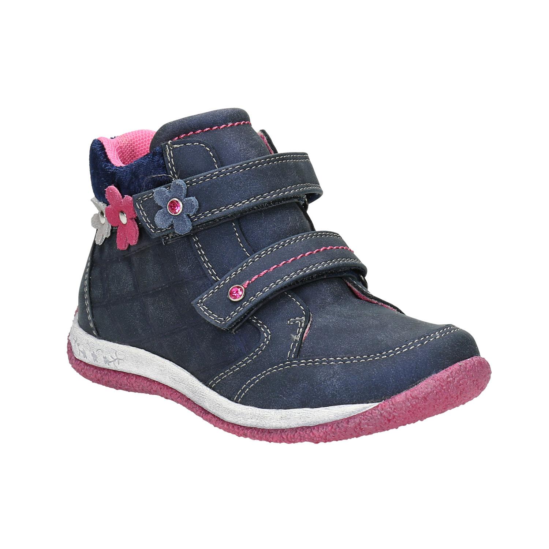 Dívčí obuv na suché zipy