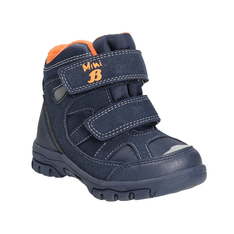 Dětské zimní boty na suché zipy