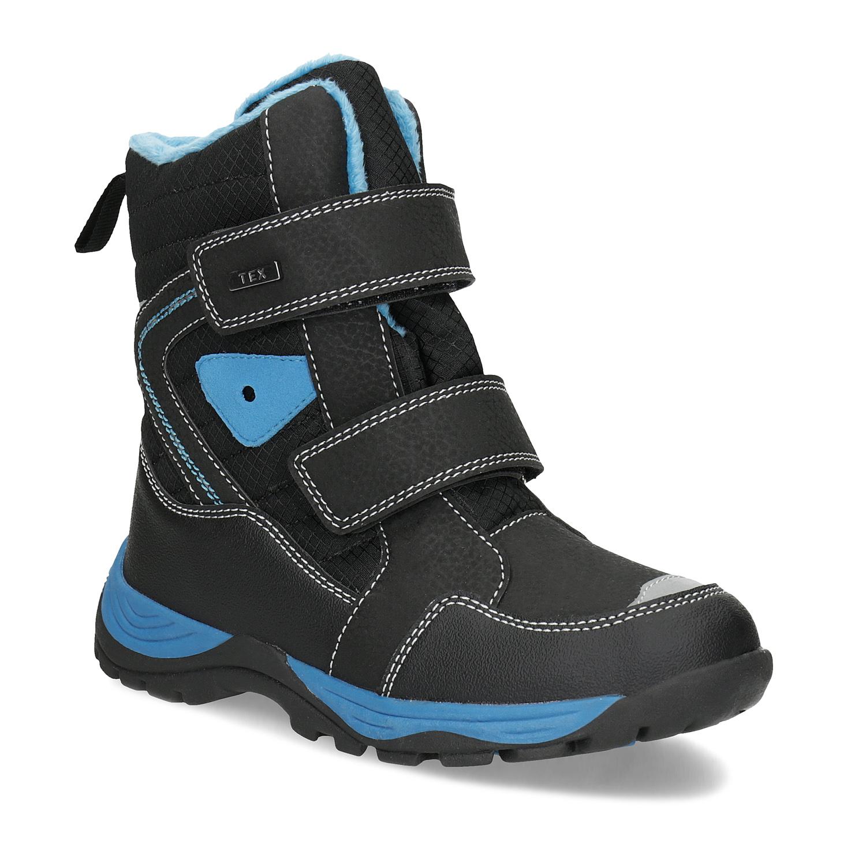 Dětská zimní obuv na suché zipy