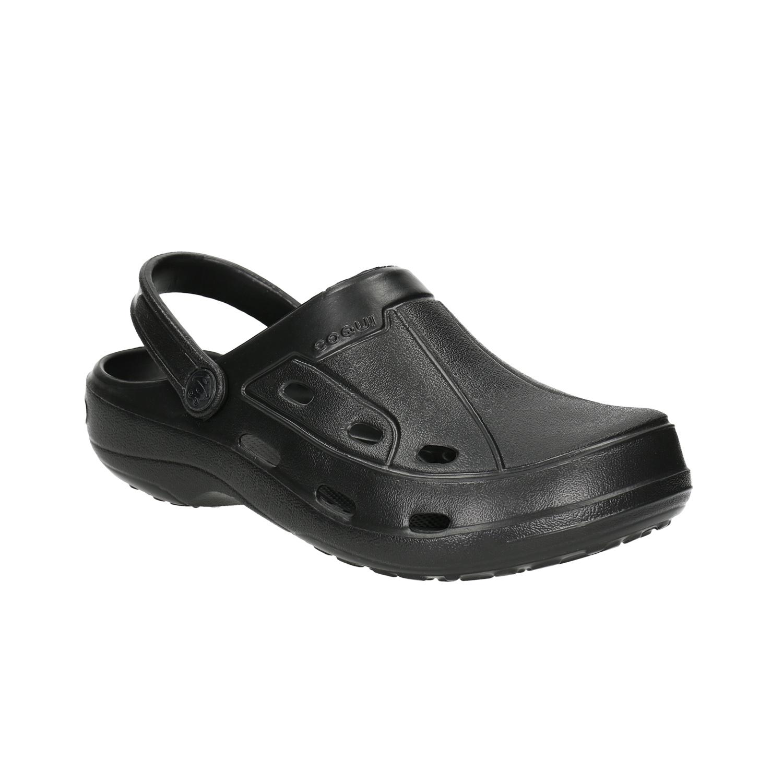 Czarne sandały dziecięce - 4726610