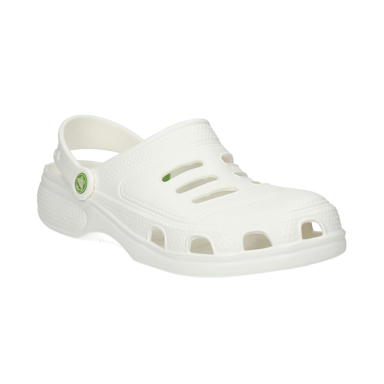Pánské bílé sandály