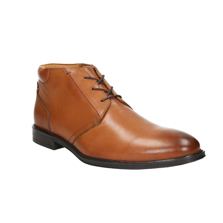 Pánská kožená Ombré obuv