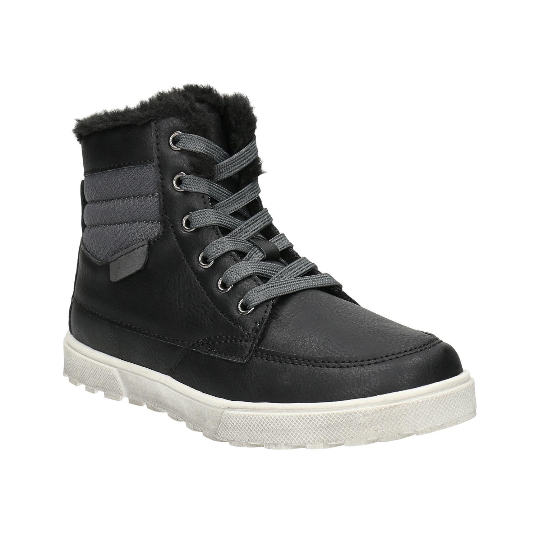 Zimní dětská obuv