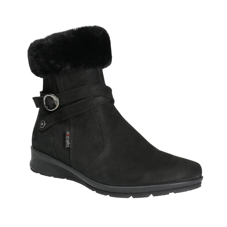 Buty damskie zimowe zfuterkiem - 6966623
