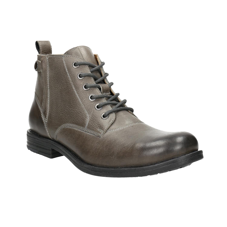 Męskie buty ombré za kostkę - 8962684
