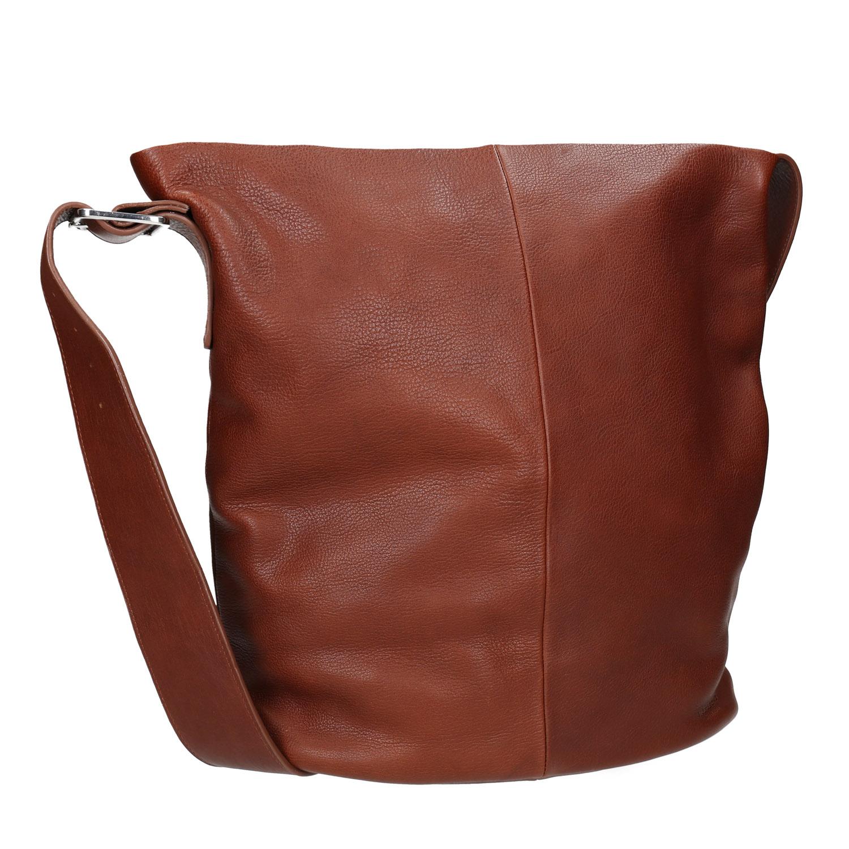 Dámská kožená Crossbody taška