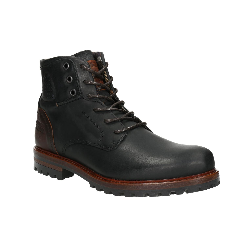 Męskie buty za kostkę - 8966665