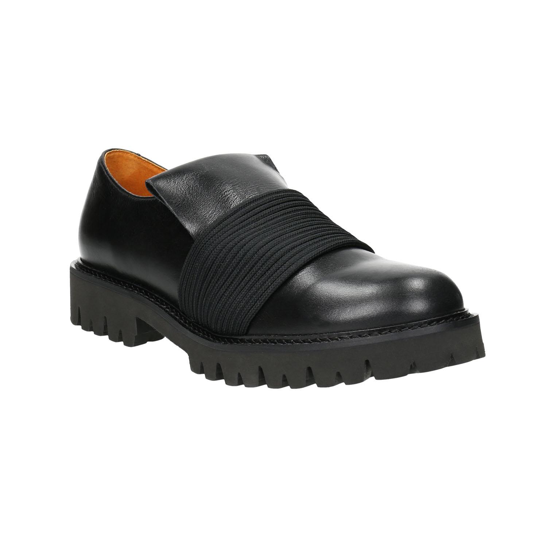 Pánská kožená obuv Loafers