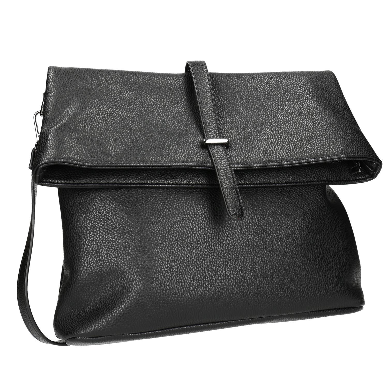 Dámská černá Crossbody kabelka