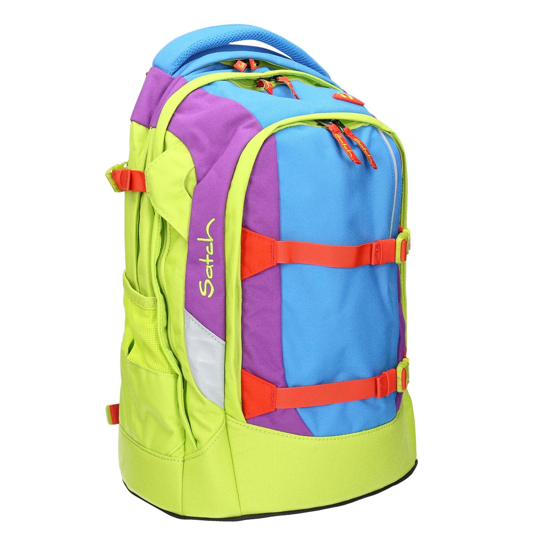 Školní batoh s přezkami