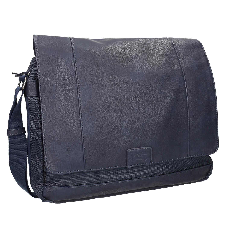 Modrá pánská Crossbody taška