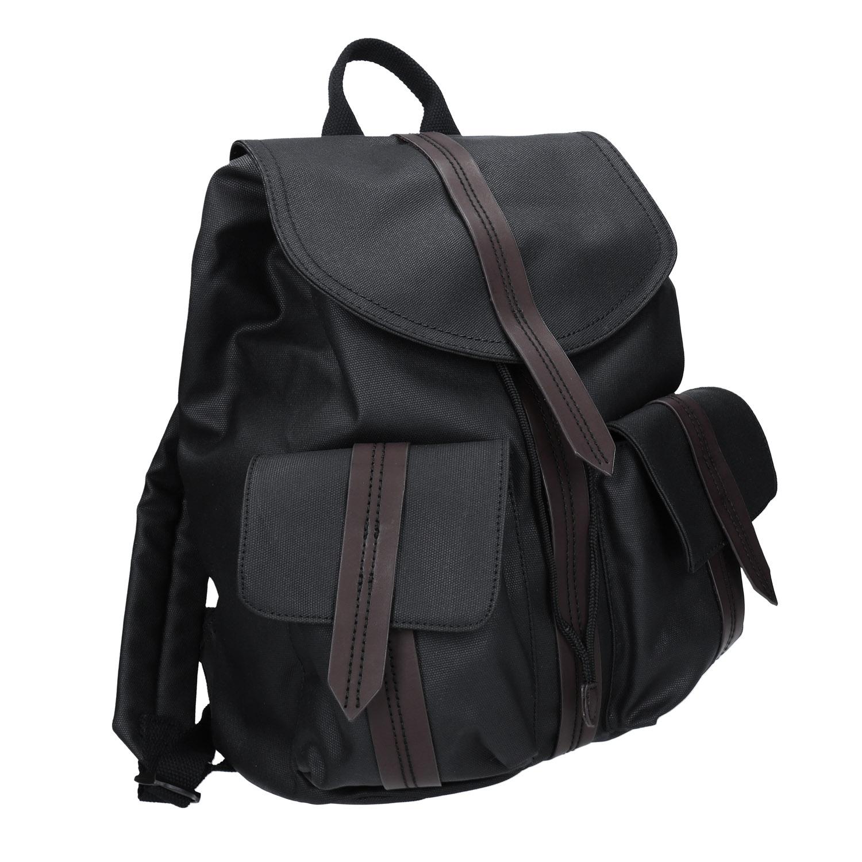 Plecak zprzeszywanymi paskami - 9696154