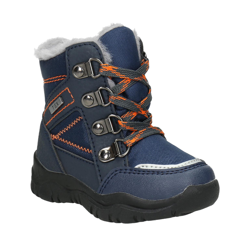 Dětské zimní boty s kožíškem