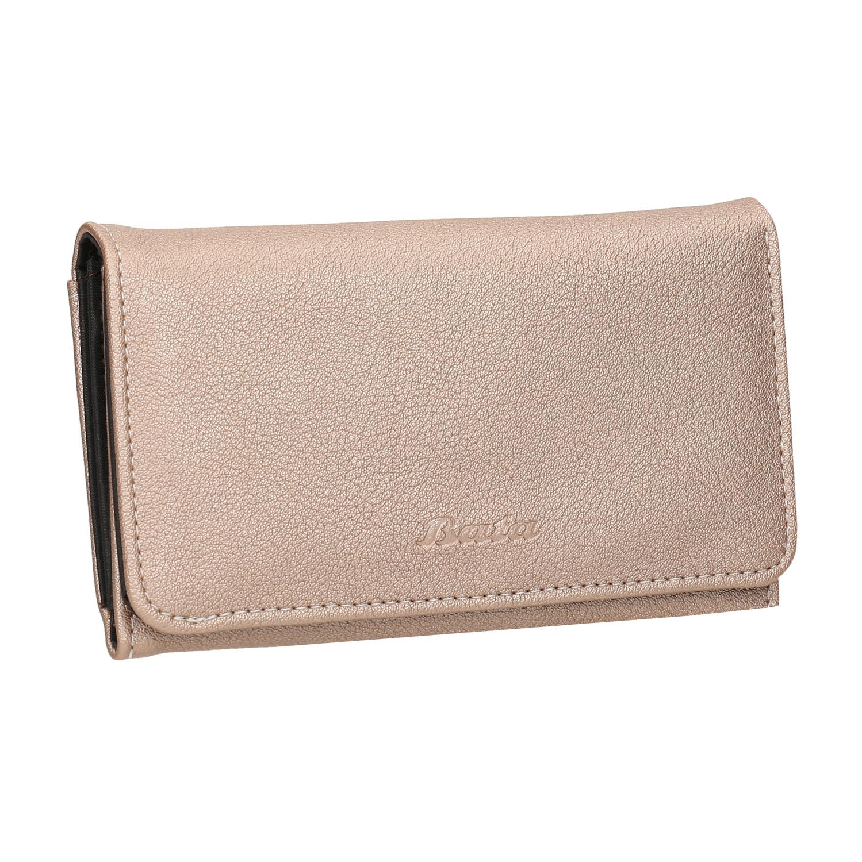Dámská peněženka s prošitím