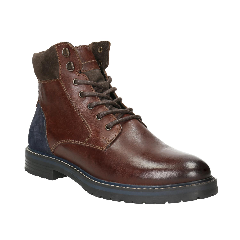 Kotníčková pánská obuv
