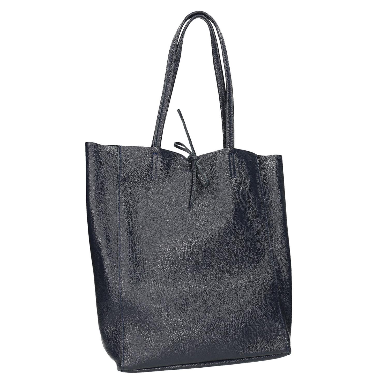 Kožená dámská Shopper kabelka