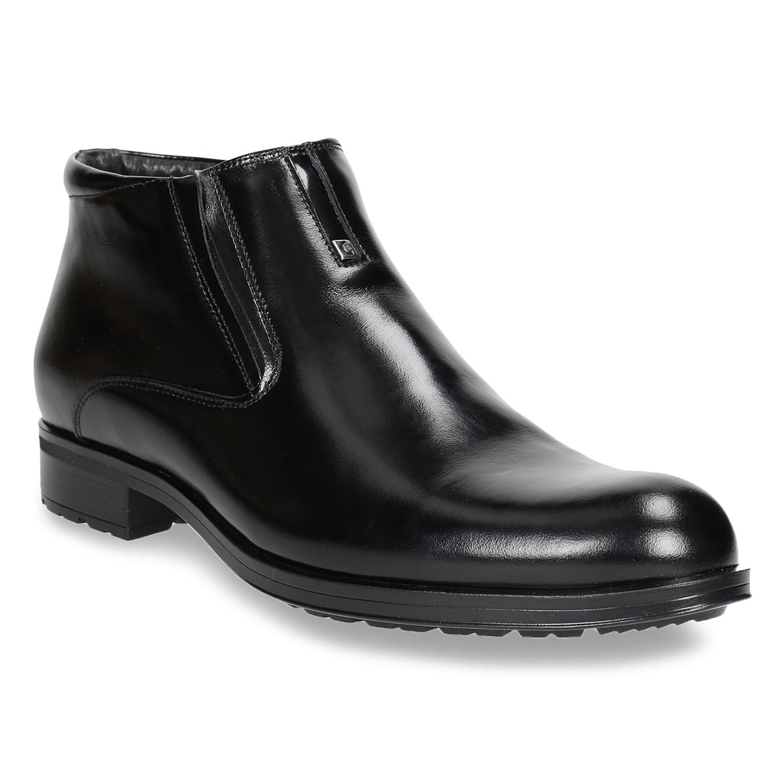 Ocieplane buty męskie za kostkę - 8946698