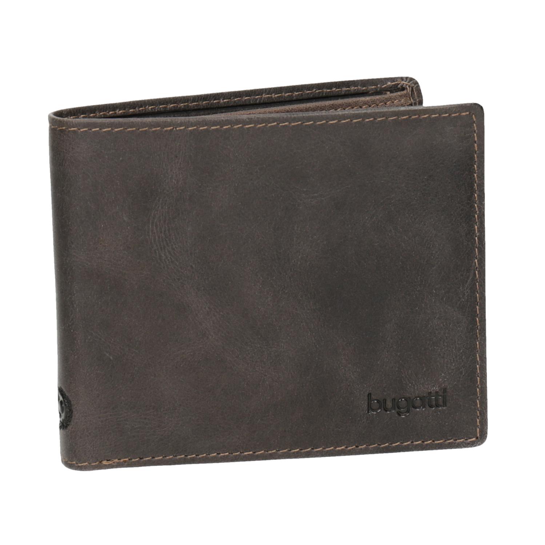 Skórzany portfel męski - 9444079