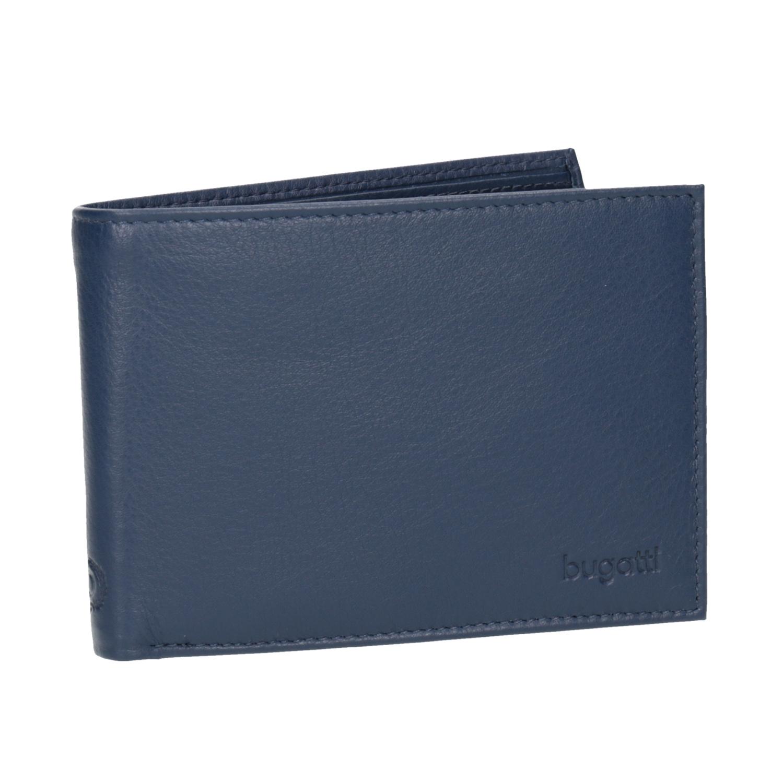 Niebieski portfel męski - 9449051