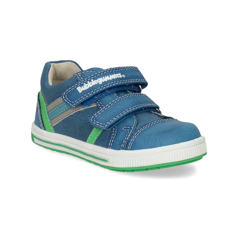 Niebieskie nieformalne trampki dziecięce - 1119625