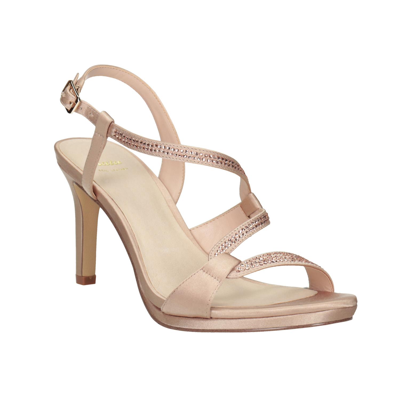 Sandały damskie zkryształkami - 7298611