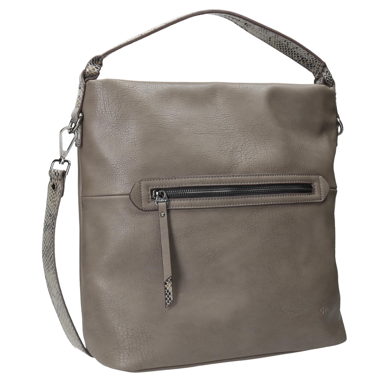 Dámská Hobo kabelka s popruhem