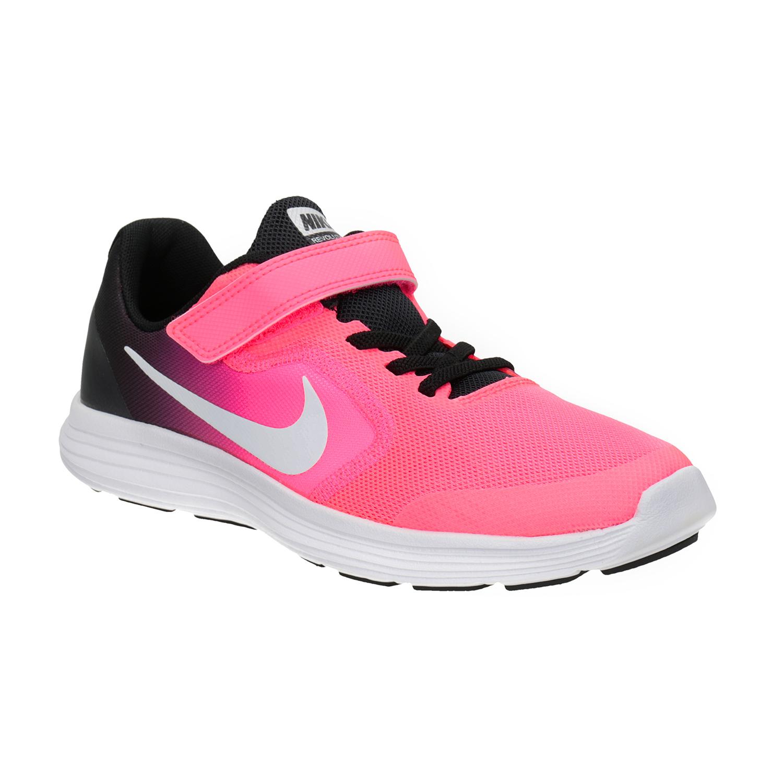 Růžové dívčí tenisky