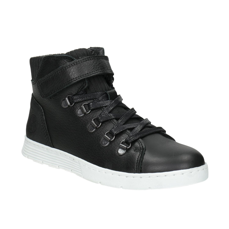 Chlapecká kotníčková obuv