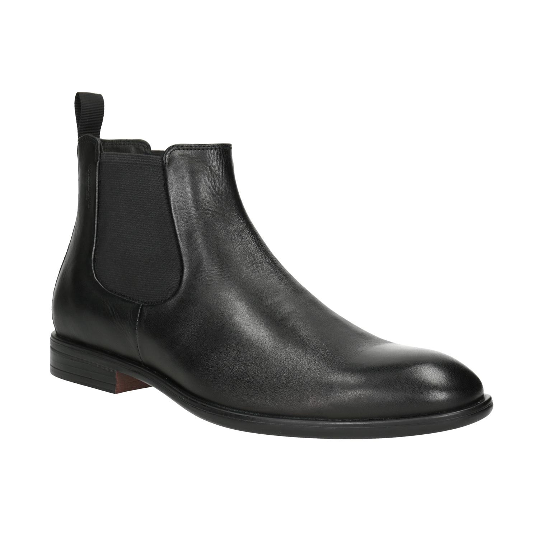 Pánská kožená Chelsea obuv