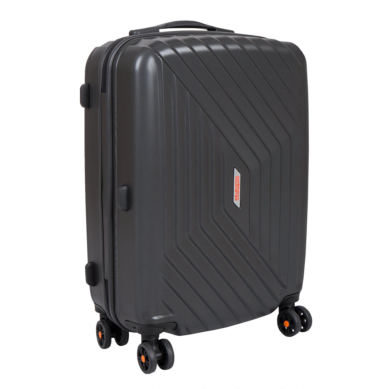 Cestovní skořepinový kufr