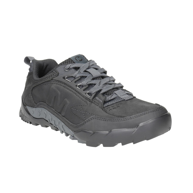 Pánská kožená obuv v Outdoor stylu