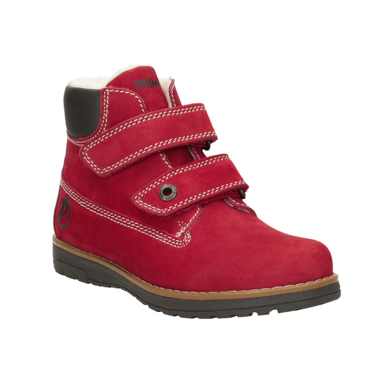 Dětské kotníčkové boty se zateplením