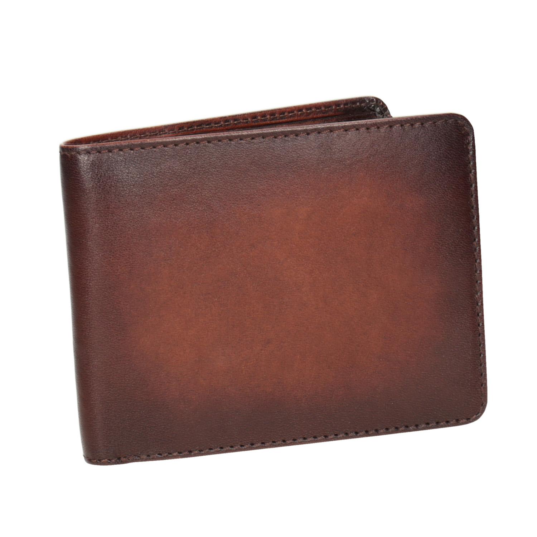Pánská kožená Ombré peněženka