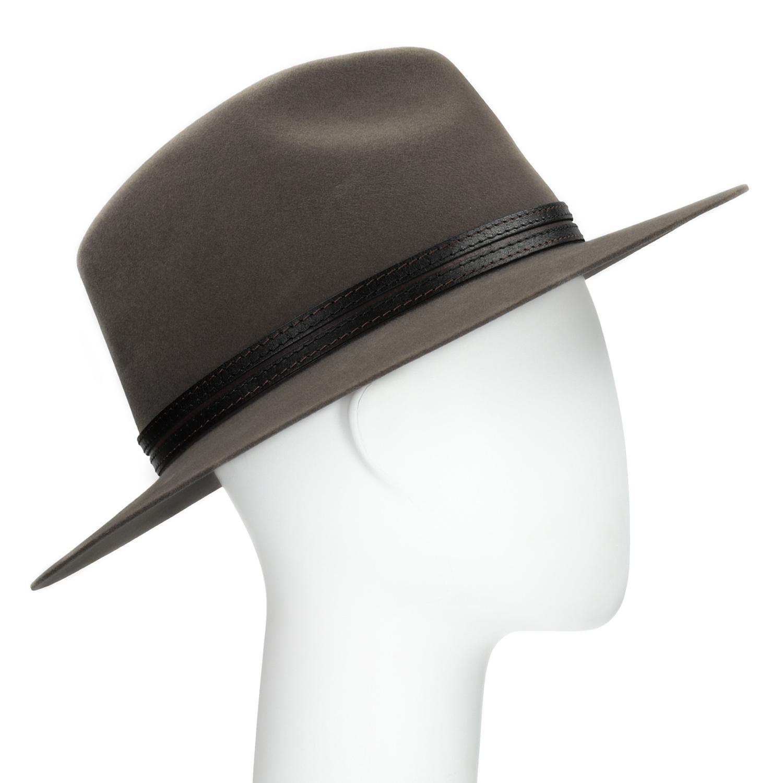 Pánský klobouk z králičí srsti