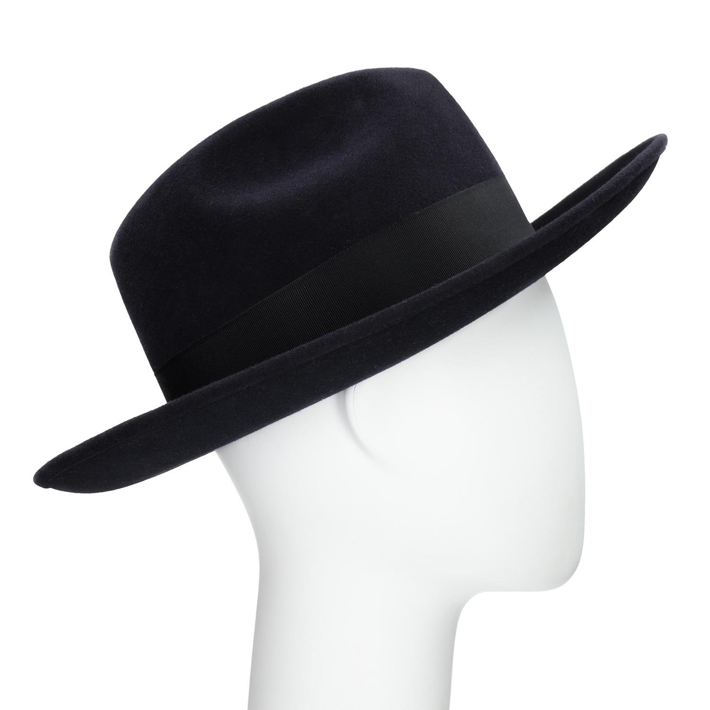Tmavě modrý klobouk
