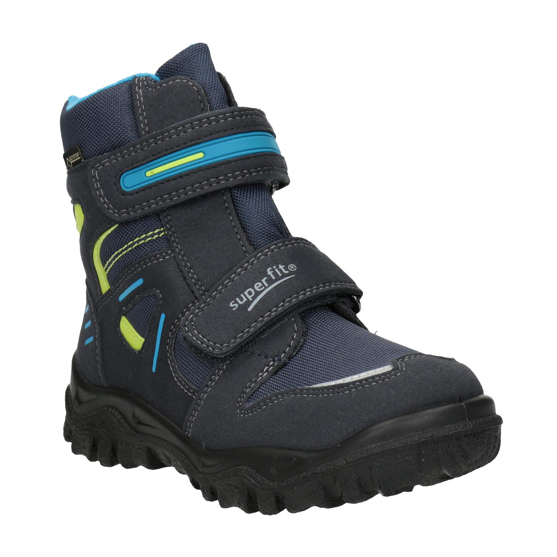 Zimní obuv na suché zipy