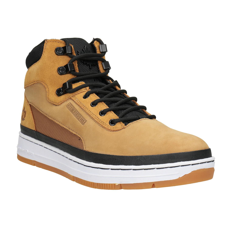 Členková pánska obuv