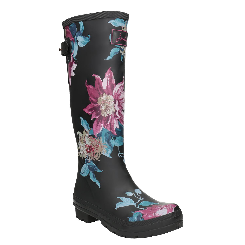 Kalosze damskie wkwiaty - 5026035