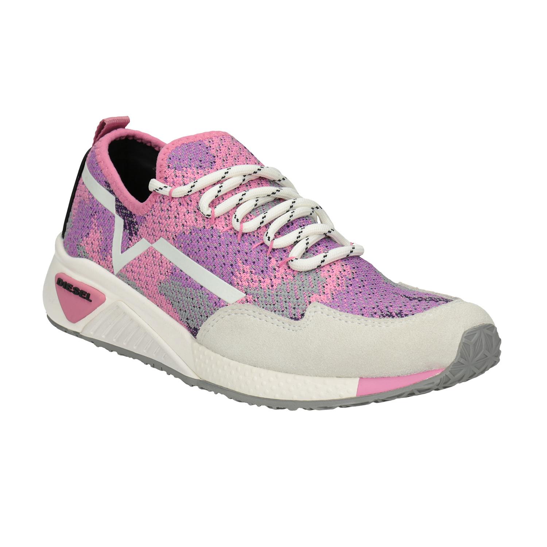 Ružové športové tenisky