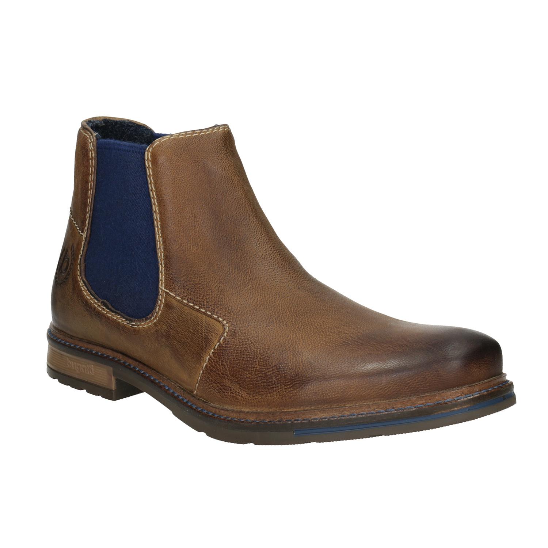 Skórzane buty typu Chelsea - 8964035