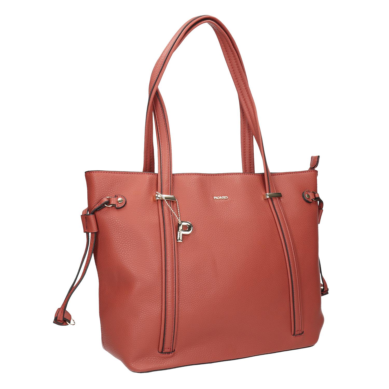 Dámská kabelka s přívěskem