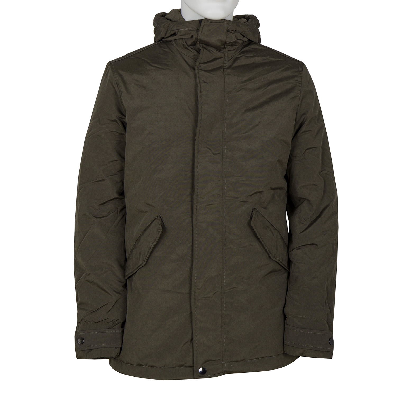 Pánská bunda s kapucí