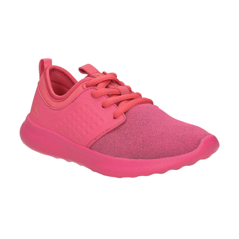 Růžové dětské tenisky