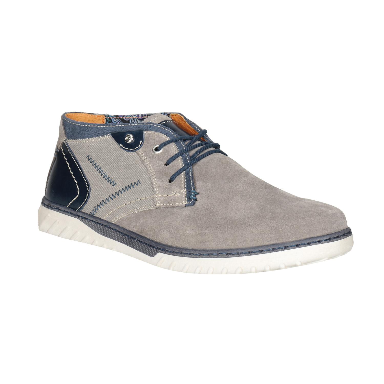 Męskie buty za kostkę - 8432633