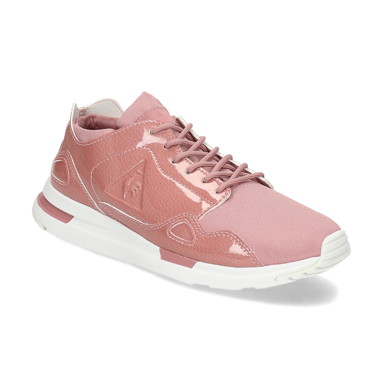 Ružové tenisky športového strihu