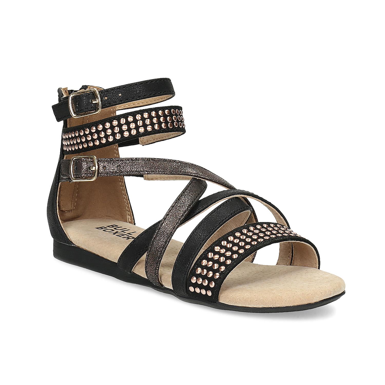 Dívčí páskové sandály