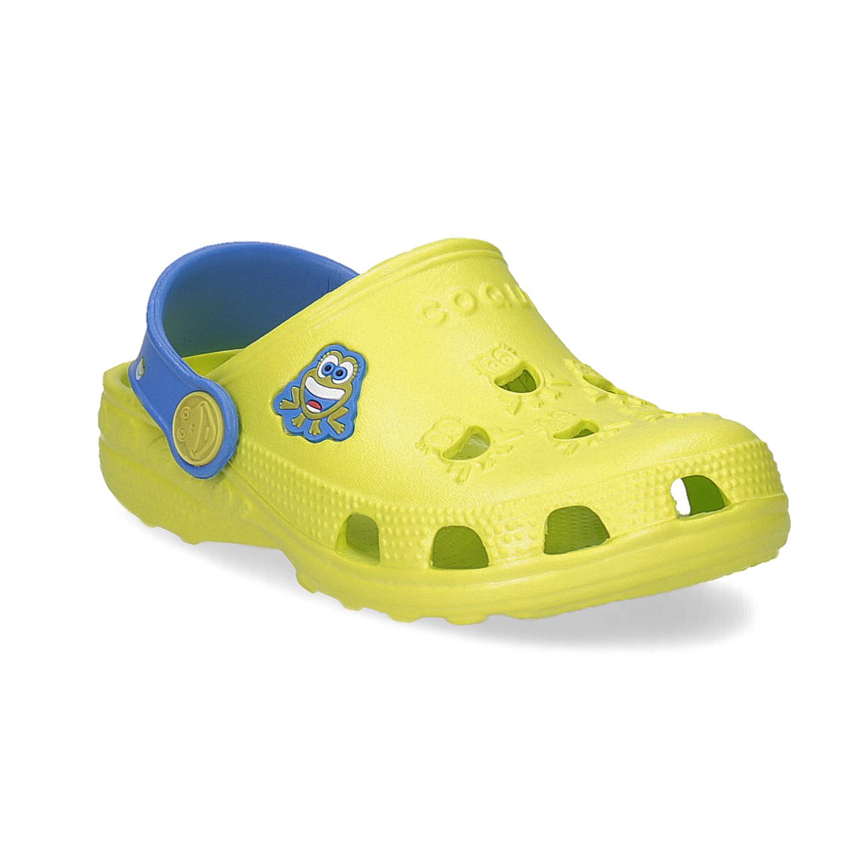 Dětské sandály s žabkou