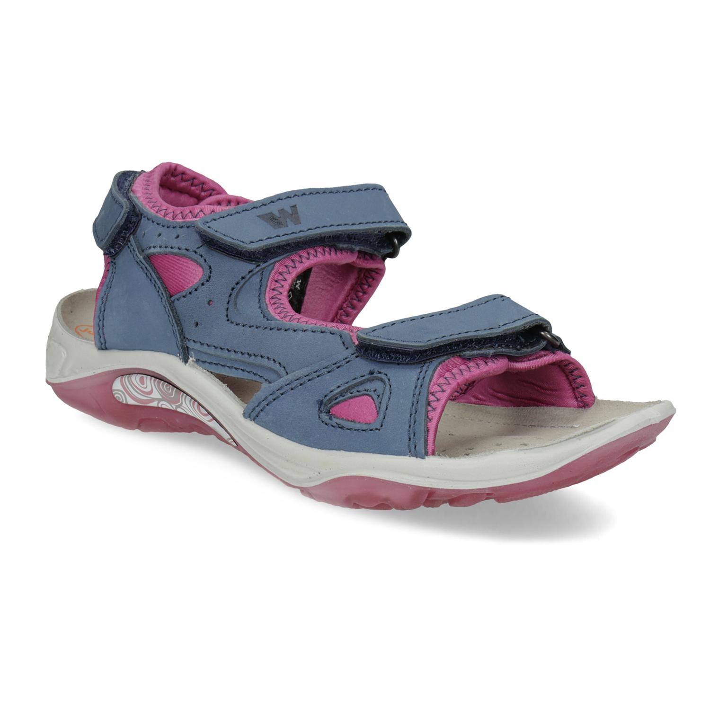 Dívčí sandály v Outdoor stylu